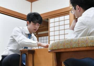 藤井が年度勝率、勝数1位 将棋の棋聖戦4強入り 画像1
