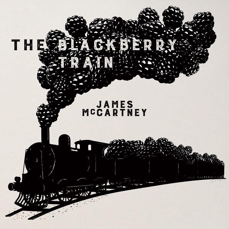 『ザ・ブラックベリー・トレイン/ジェイムズ・マッカートニー』(ソニー・ミュージック SICX47)