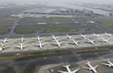 半年間の空港使用料を猶予 航空苦境、首相が支援検討 画像1