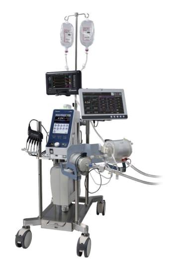 テルモ、人工心肺の生産倍増へ 新型コロナ拡大で 画像1