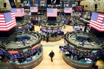 NY株続落、973ドル安 米コロナ死者急増を嫌気 画像1