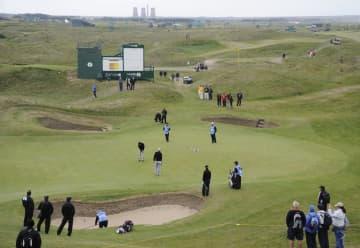男子ゴルフの全英オープン中止へ 他メジャーは延期 画像1