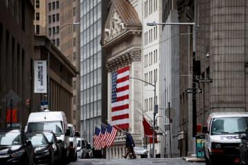 NY株反落、360ドル安 米雇用悪化で景気懸念 画像1