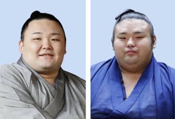 朝乃山と貴景勝、稽古に集中 2週間延期の夏場所に向け 画像1