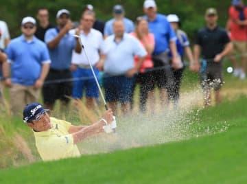 男子ゴルフ、全米プロ8月開催へ 5月から延期のメジャー大会 画像1