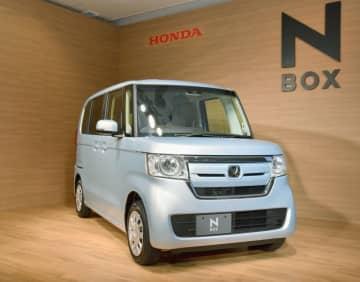 N―BOXが3年連続首位 19年度の車名別国内販売 画像1