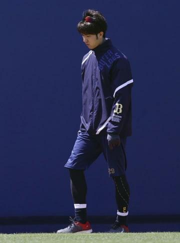 オリ田嶋「できることやる」 ジョーンズは日本で調整 画像1