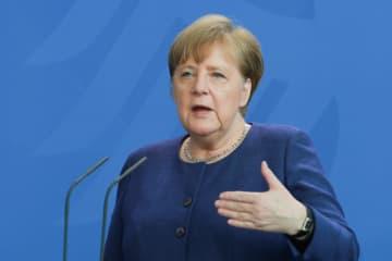 コロナ、EU「発足以来の試練」 独首相、加盟国の財政支援賛成 画像1