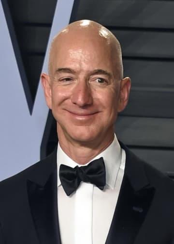 資産首位はアマゾンのベゾス氏 長者番付、12兆円で3年連続 画像1