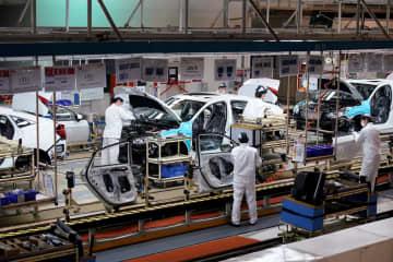 3月の中国新車販売、回復の兆し 日系大手4社 画像1