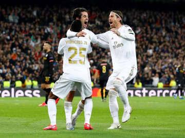 サッカー、レアルも給与カット スペイン1部、年俸の1~2割 画像1
