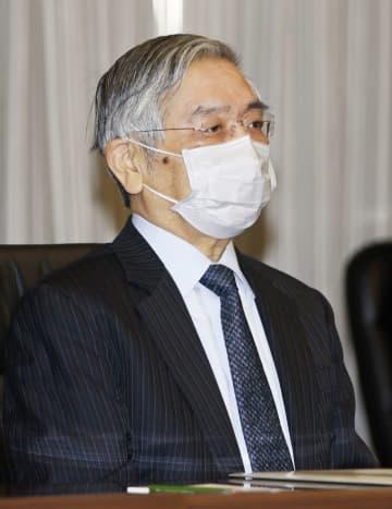 日銀総裁、コロナ「深刻な影響」 支店長会議で、金融緩和追加も 画像1