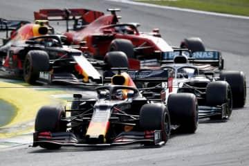 F1、7月に無観客で開幕か 主催者が検討 画像1