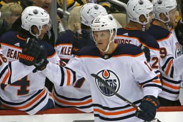 NHL、オイラーズの選手が死去 FWコルビー・ケーブ、25歳 画像1