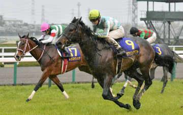 桜花賞、デアリングタクトが優勝 競馬G1、2番人気 画像1