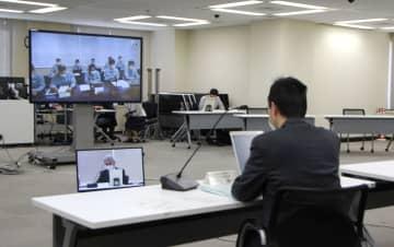 原子力規制委、初のテレビ審査 東京都内と青森・六ケ所村を結び 画像1