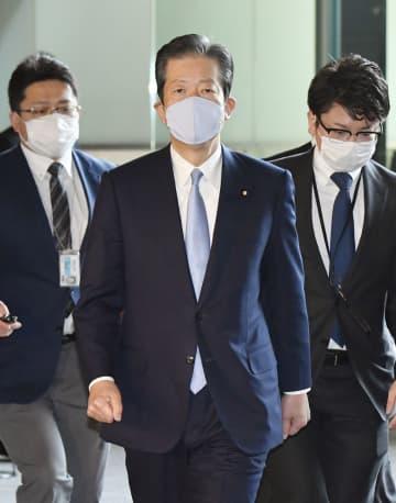 公明、所得制限設けずに給付要請 10万円、首相は前向きな姿勢 画像1
