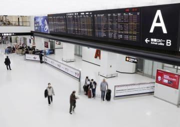 3月訪日客は93%減、過去最大 日本人の出国も85%減 画像1