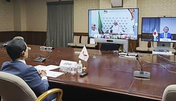 G20、政策総動員を確認 途上国の債務猶予で合意 画像1
