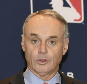 MLB開催に「全て可能性探る」 マンフレッドコミッショナー 画像1