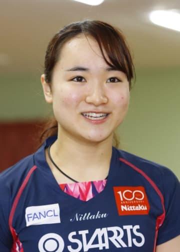卓球の伊藤、日本勢過去最高2位 4月の世界ランキング 画像1