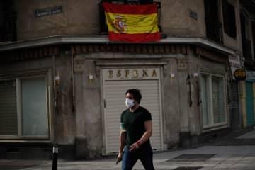 子どもの外出制限「一部緩和」へ スペイン、非常事態宣言は延長 画像1