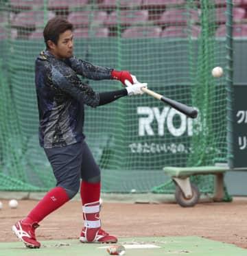 広島の三好「なまらないように」 強肩好守の内野手 画像1