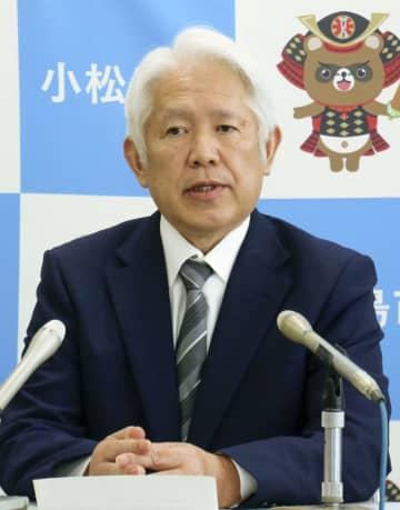 徳島・小松島市長が辞意を表明 競輪事業入札で改ざん示唆 画像1
