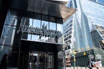 米高級百貨店、破産申請へ 新型コロナ拡大で打撃 画像1