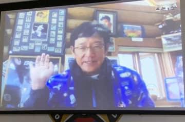 日ハム栗山監督「ここは我慢」 オンライン取材で答える 画像1
