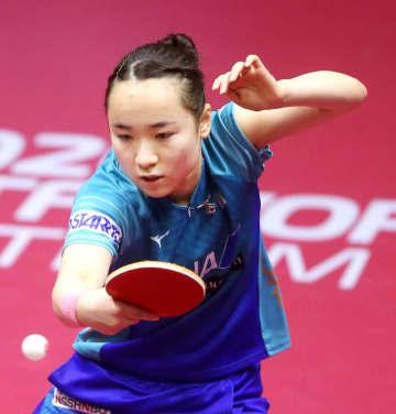 卓球、伊藤美誠がファン投票2位 国際卓球連盟、福原愛が7位に 画像1