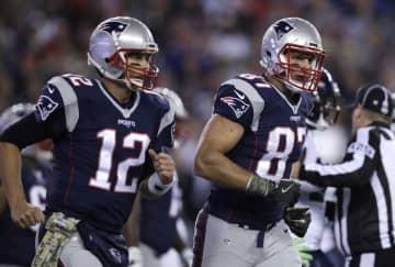 NFL、グロンコウスキーが復帰 バッカニアーズにトレード 画像1