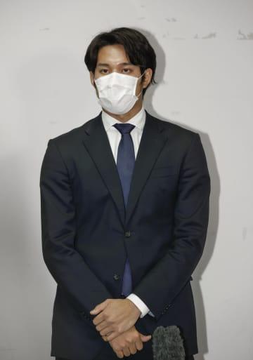 阪神の藤浪、会食「非常に軽率」 コロナ感染3選手が記者会見 画像1