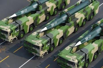 19年世界の軍事費、3.6%増 最高額更新、米中押し上げ 画像1