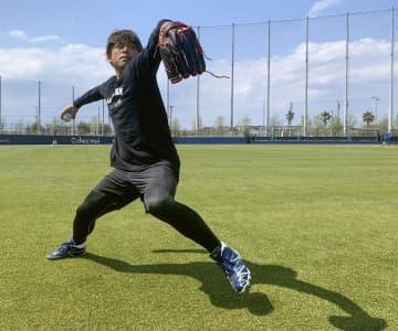 オリックス沢田投手、重心を意識 26歳の誕生日、肉体強化も 画像1