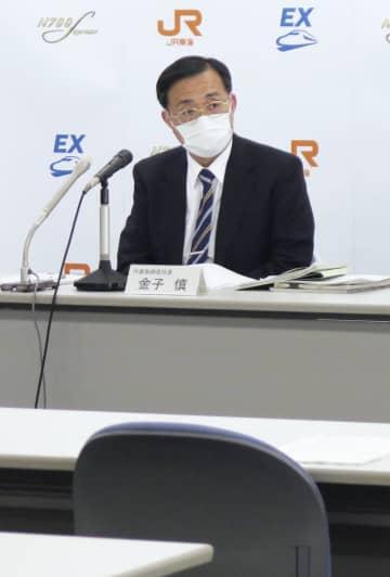 JR東海、10年ぶり減収減益 新幹線の利用低迷、予想示さず 画像1