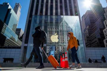 5Gアイフォーン量産遅れ アップル、1カ月と米報道 画像1