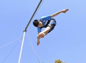 五輪延期は「成長できる時間」 高飛び込み男子の13歳玉井 画像1