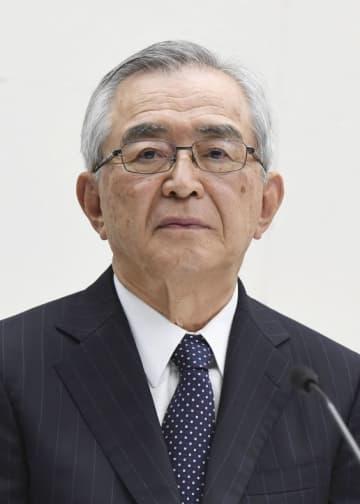東電、川村会長が退任へ 後任難航、当面空席に 画像1
