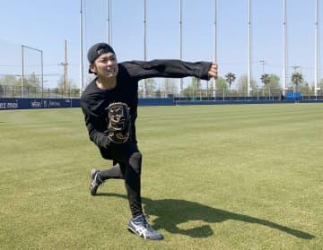 オリ海田、日本史で気分転換も 昨季好成績の中継ぎ左腕 画像1