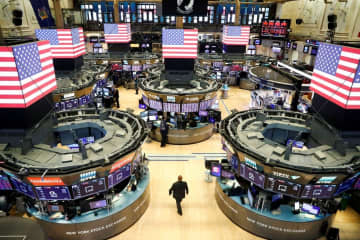NY株反発、532ドル高 コロナ薬候補に期待感 画像1