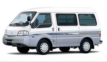 マツダボンゴ、8月にも生産終了 ワンボックス車の代名詞 画像1
