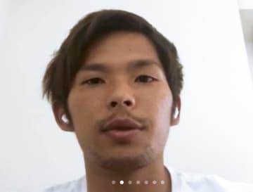 サッカーDF岩田「大事な1年」 大分の五輪代表候補 画像1