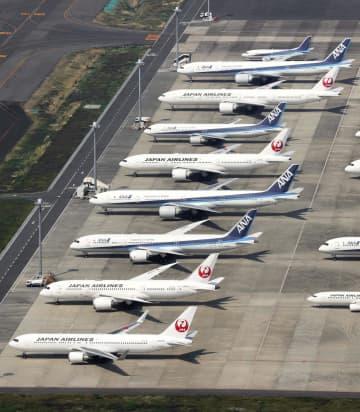 日本航空、再上場後初の赤字 1~3月期、229億円 画像1