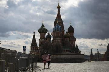 ロシア、感染増に歯止めかからず 10万人超、出口戦略も模索 画像1