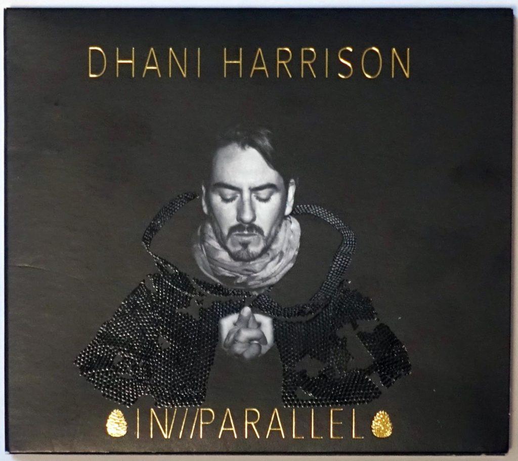 ダニー・ハリスンのソロ・アルバム『In///Parallel(イン・パラレル)』。