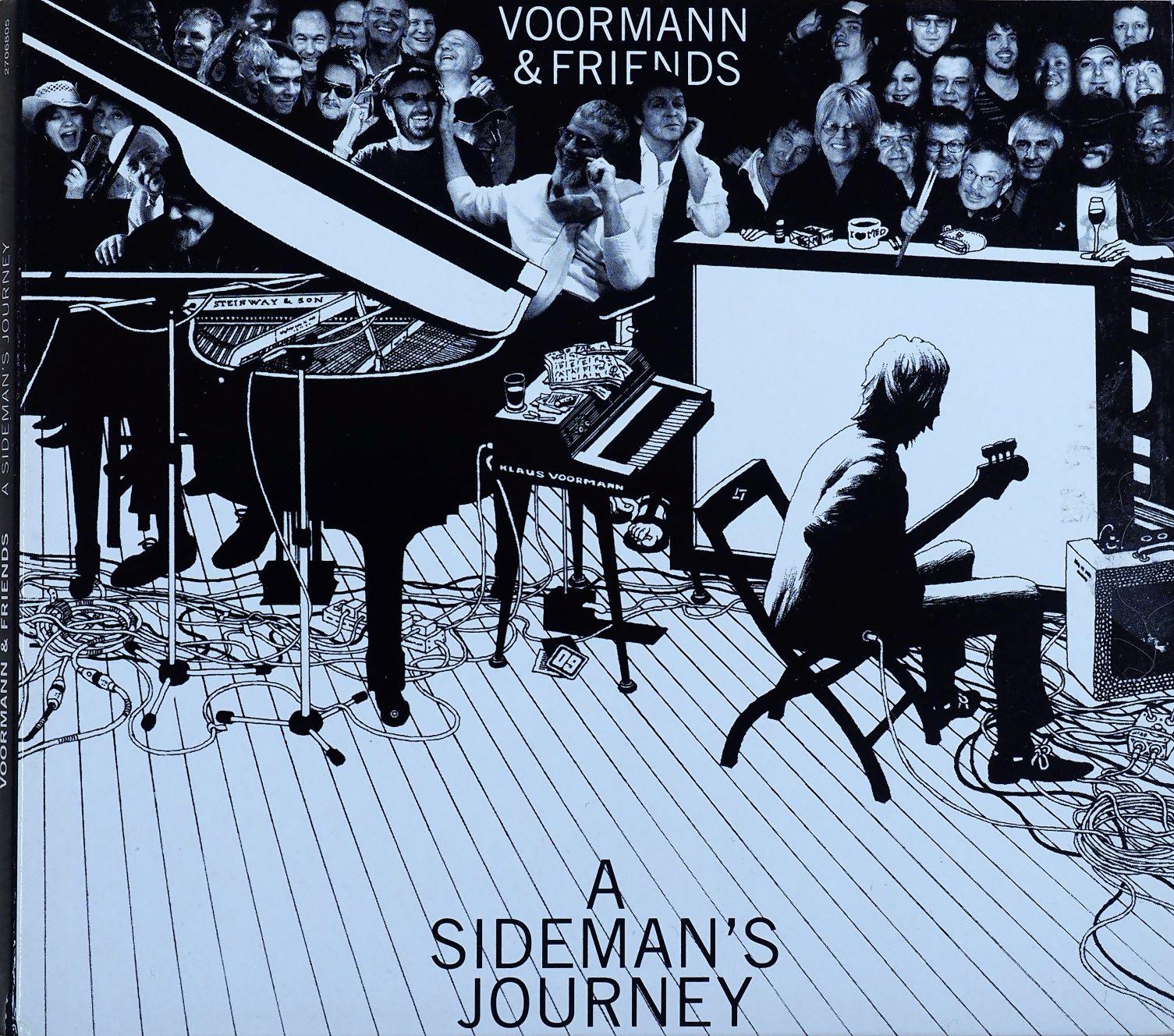 『サイドマンズ・ジャーニー/VOORMANN&FRIENDS』