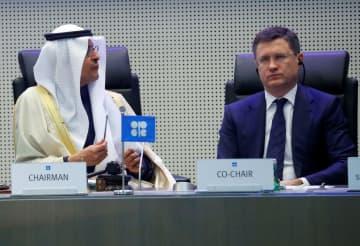 産油国が協調減産を開始 相場下支え狙う 画像1