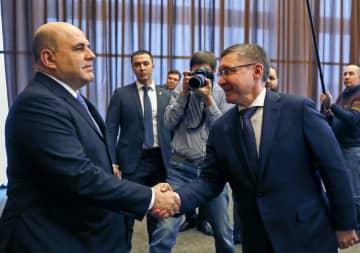 ロシア、建設住宅相も感染確認 新型コロナ、閣僚2人目 画像1