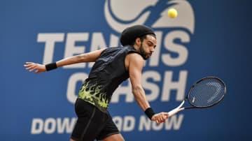 ドイツで男子テニスの大会開幕 ATP非公認、8選手が参加 画像1